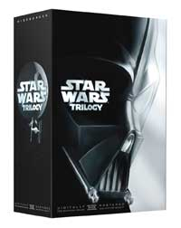 Coffret Star Wars Trilogy