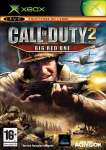 Jaquette Call of Duty 2 - Big Red One - activision