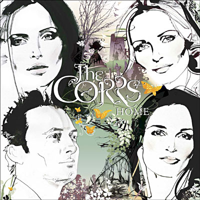 pochette - The Corrs - Home